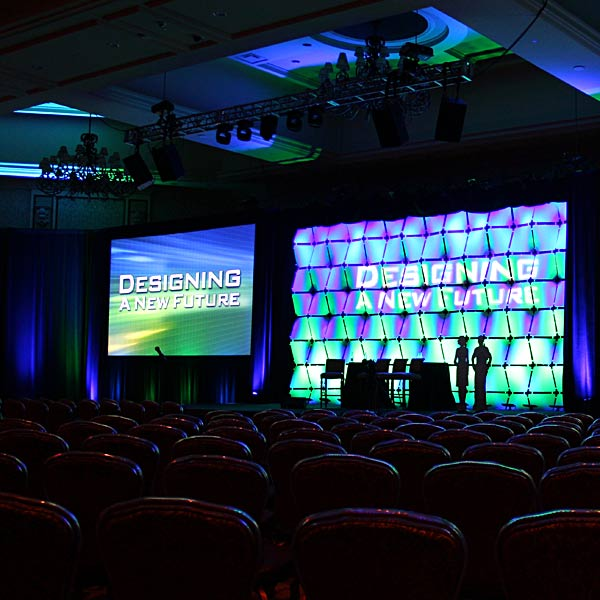 event lighting production and design in Phoenix AZ